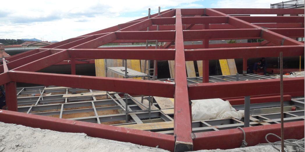Trabajos realizados de estructuras 2
