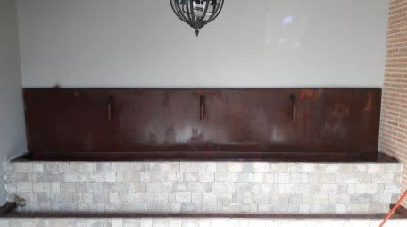 Trabajo realizado carpinteria metálica 5